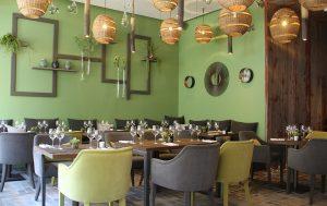 Restaurant Juvia 01