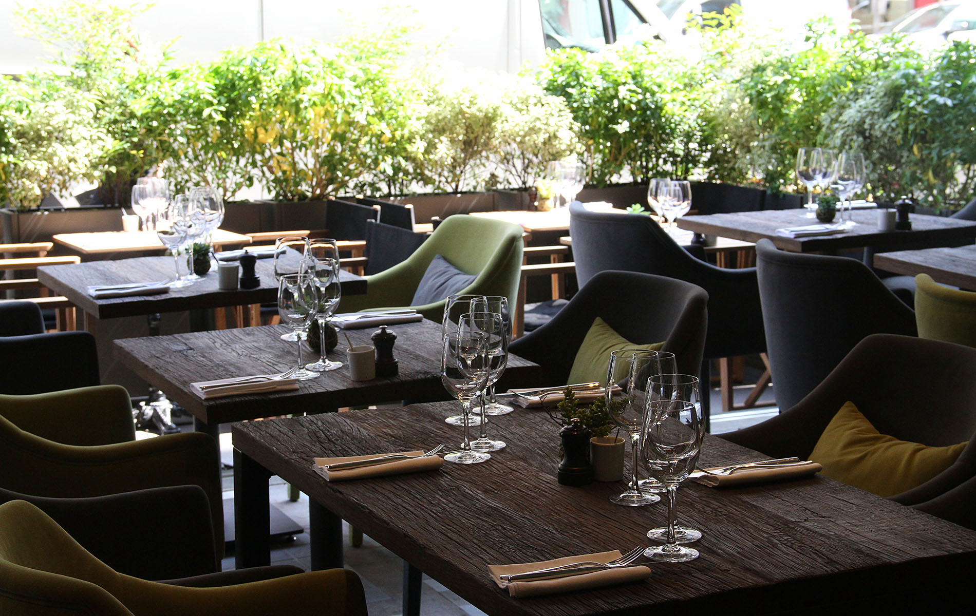 Restaurant juvia paris - Restaurant terrasse ou jardin paris limoges ...