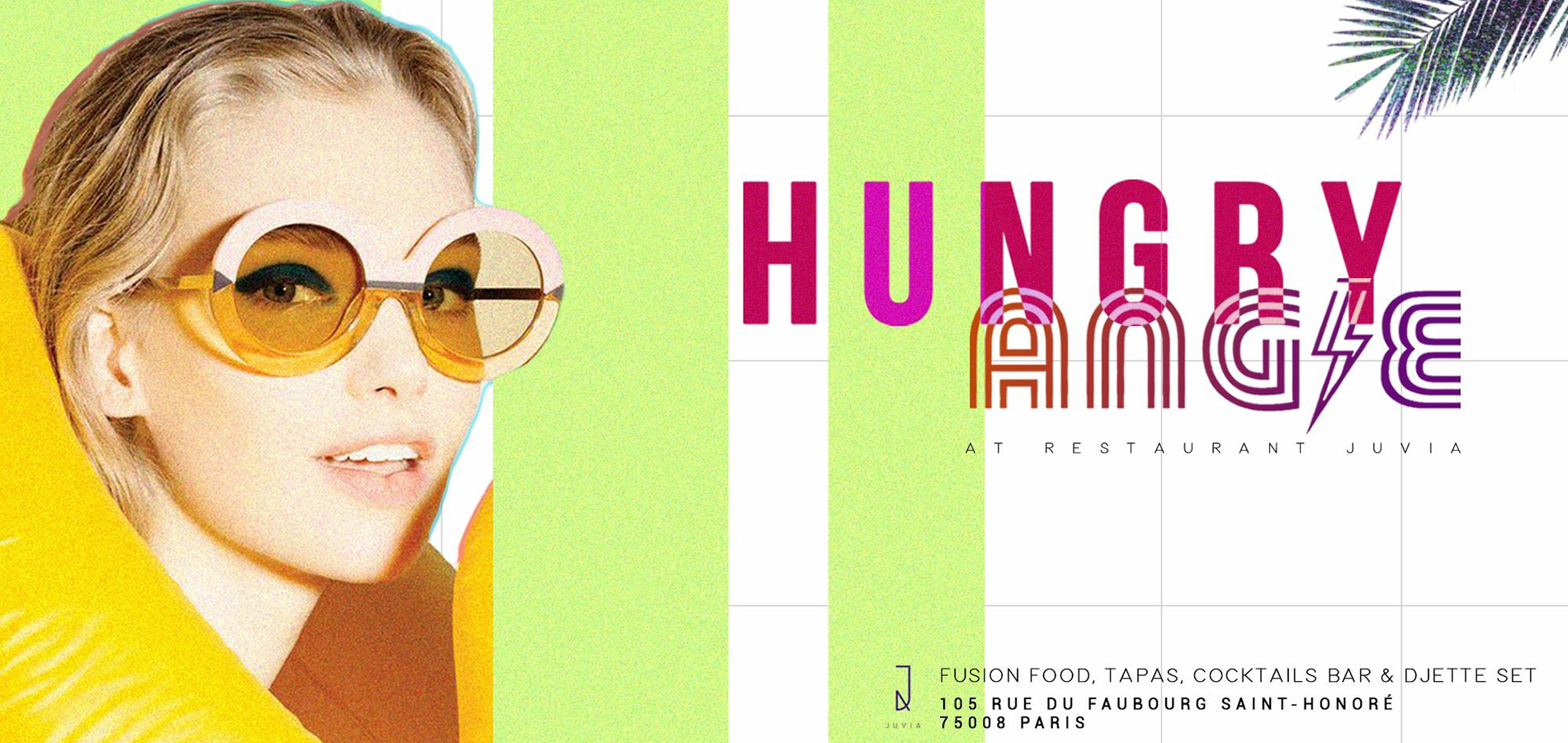 Hungry Angie at Juvia